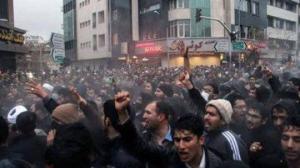 """ირანის დედაქალაქში """"მოლოტოვის კოქტეილები"""" დაფრინავენ - მაია ჯავახიშვილი"""