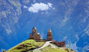 გერგეთის სამება მსოფლიოს ულამაზესი ეკლესიების სიაში მოხვდა