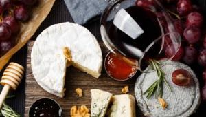 ქართული ღვინის და ყველის შეხამება - ქართული ღვინო ქართული ყველის საუკეთესო მეწყვილეა!