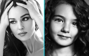 სამყაროს ყველაზე ლამაზი ქალბატონების შვილები ასე გამოიყურებიან