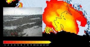 ანტარქტიდაზე წვიმს, რამაც მეცნიერები ძალიან შეაშფოთა. რა საფრთხეს შეიცავს ფაქტი?