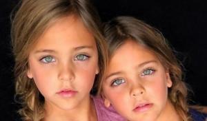 7 წლის ულამაზესი ტყუპები, რომელთა ცხოვრებაც ინსტაგრამმა რადიკალურად შეცვალა