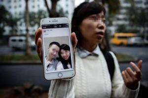 40 წლის ჩინელი ქალი 6 თვე ცხოვრობდა ბოიფრენდთან,რომელიც ქალი აღმოჩნდა