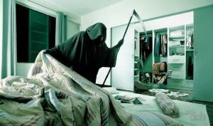 შეიძლება თუ არა გარდაცვლილი ნათესავის საწოლზე ან ტახტზე ძილი ?