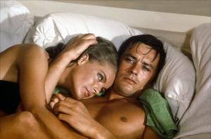 ტრაგიკული სიყვარულის ისტორიები:  ალენ დელონი  და რომი  შნაიდერი