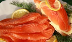 ყველაზე სასარგებლო თევზი  –  წითელი არ არის!