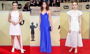 Screen Actors Guild Awards 2018-ს ყველაზე გემოვნებიანი ვარსკვლავები