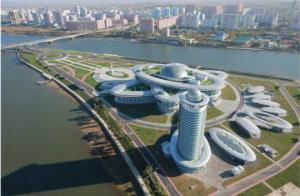 კომუნისტური ჩრდილოეთ კორეა: 10 საუკეთესო  შენობა-ნაგებობა