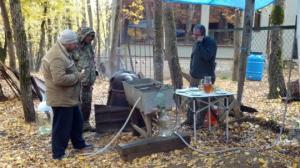 ზაოტობა - არყის ხდის რიტუალი წლების მანძილზე გარკვეულ დღესასწაულად იქცა საქართველოში