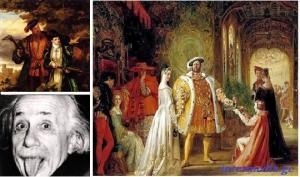 ისტორიაში ცნობილი დიდებული და ყველაზე სასტიკი ქმრები