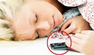 თუ თქვენც ჩართულ ტელეფონთან ერთად გძინავთ, ეს უნდა იცოდეთ