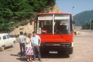 რა იყიდა ფინელმა ტურისტმა თბილისში და სხვები-უნიკალური ფოტომატიანე საბჭოთა საქართველოდან