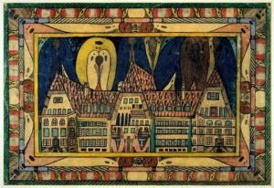 რომელია ამ სურათებიდან სიურეალიზმის ნიმუშები და რომელი-სულით ავადმყოფთა ნახატები