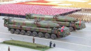 ჩრდილოეთ კორეა მასშტაბურ სამხედრო მზადებას იწყებს ზამთრის ოლიმპიური თამაშებისთვის