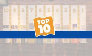 """""""ბიბლუსი"""" იანვრის თვის ყველაზე კარგად გაყიდვადი წიგნების 10–ეულს აქვეყნებს"""