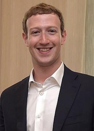 მარკ ცუკენბერგი მსოფლიოს 20 მილიარდელში 5-ე ადგილს იკავებს