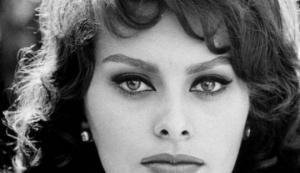 """დღის ფრაზა სოფია ლორენისგან: """" შენი თვალები ვერ იქნება ისე ლამაზი თუ.."""""""