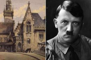 ადოლფ ჰიტლერის ნახატების დიდი კოლექცია - გაიცანით უცნობი ავსტრიელი მხატვარი