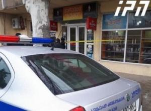 ყაჩაღური თავდასხმა გორის ცენტრში - მაღაზიაში შეიარაღებული პირი შეიჭრა
