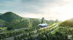 ჩინეთში მსოფლიოში პირველად აიგება ტყის ქალაქი