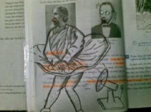 შეწუხებული სტუდენტების პროტესტი - სასაცილო ნახატები