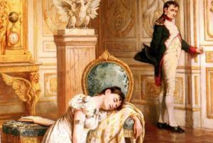 """"""" გახსოვდეს, რომ მე  მუდამ მეყვარები"""" - ნაპოლეონისა   და  ჟოზეფინას სიყვარულის სევდიანი ისტორია"""