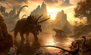 დინოზავრები (ნაწილი პირველი)