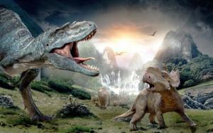 დინოზავრები (ნაწილი მეორე)