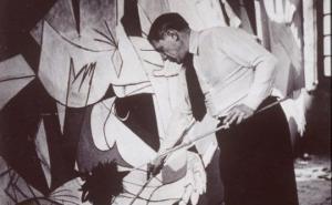 """""""გერნიკა""""- 1937  წელი, ნახატით ნათქვამი პროტესტი ომს"""