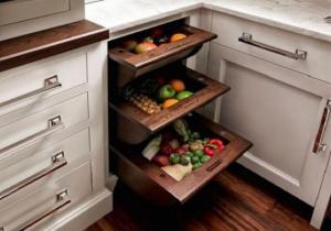 როგორ დავზოგოთ სამზარეულოს სივრცე? ყველაზე პრაქტიკული და მოსახერხებელი გზები