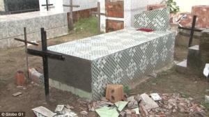 37 წლის ქალი შემთხვევით ცოცხლად დამარხეს