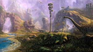 დინოზავრები (ნაწილი მესამე)