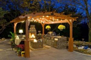 თანამედროვე სტილის ბაღებისა და ეზოების მოწყობა – 40 ორიგინალური იდეა (ნაწილი II)