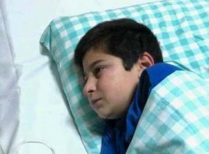 11 წლის ბიჭი ლეიკემიის მწვავე ფორმით - ოჯახი დახმარებას ითხოვს