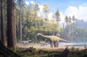 დინოზავრები (ნაწილი მეოთხე)