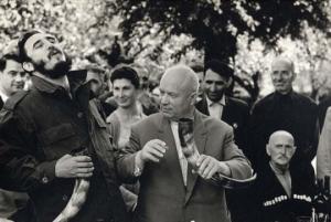 ფიდელ კასტრო - ერთხელ საქართველოში