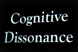 კოგნიტური დისონანსი