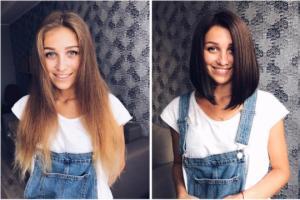 გოგონები, რომლებმაც თმის შეჭრა გაბედეს და შედეგით კმაყოფილები დარჩნენ
