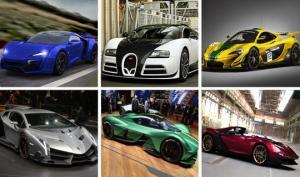აქ ფასები 3 მილიონიდან იწყება – ყველაზე ძვირადღირებული მანქანები მსოფლიოში
