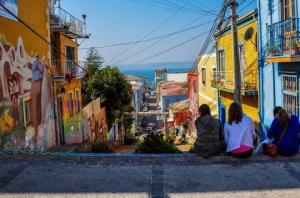 ულამაზესი ვალპარაისოს ქუჩის ხელოვნება - ფოტო-რეპორტაჟი ჩილედან