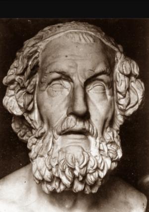 ბიოგრაფიული ცნობები ჰომეროსის შესახებ