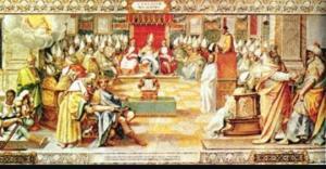 როდის და რატომ მოიწვიეს ნიკეის პირველი მსოფლიო საეკლესიო კრება?