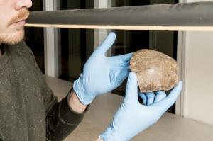 13,000 წლის წინანდელი, უძველესი ჰოლანდიელი ქალი