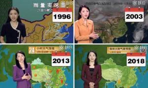 ჩინელი ტელეწამყვანი,რომლის გარეგნობა ბოლო 22 წელიწადია არ იცვლება
