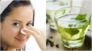 რატომ არის სასარგებლო სახის კანისათვის მწვანე ჩაის ნაყენი  -  3 მთავარი მიზეზი