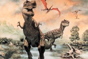 დინოზავრები (ნაწილი მეშვიდე)