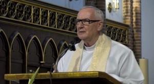 კათოლიკე მღვდელმა პაპის სიკვდილი საჯაროდ ისურვა