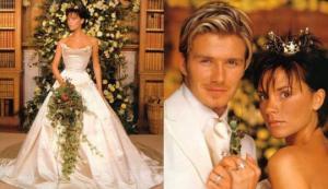 ცნობილი ხალხის ქორწინების სურათები