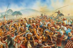 ძვ.წ. მე-6 საუკუნის მსოფლიოში მომხდარი ომების სრული სია