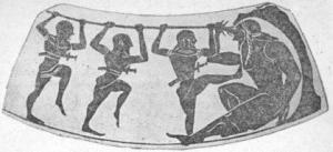ვინ იყვნენ სინამდვილეში ციკლოპები? იტალიელი მეცნიერების სენსაციური ჰიპოთეზა